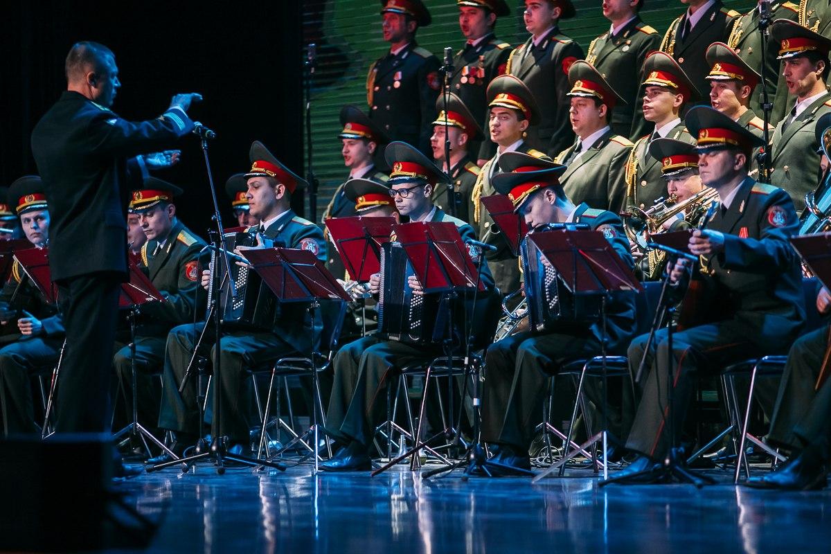 ансамбль имени александрова минобороны россии фото день экологического долга