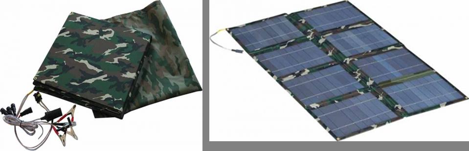 солнечная энергия на рыбалке