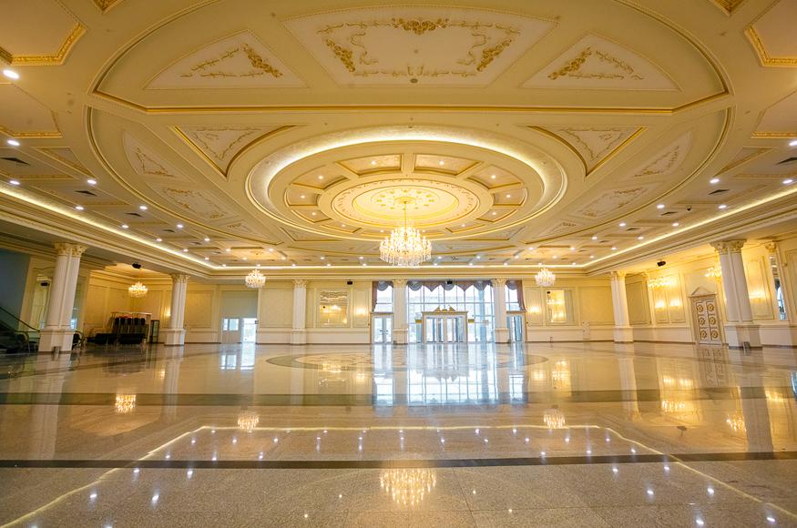 Grand Hall Siberia